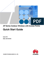 AP Series Outdoor Wireless LAN Access Points Quick Start Guide 05