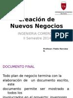 PPT Plan de Negocios