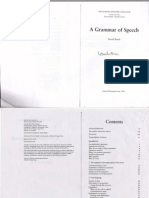Brazil, D (1995) a Grammar of Speech - Introduction