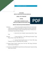 2000 PMTK No 173 Jangka Waktu Izin Memperkerjakan Warga Negara Asing.