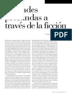 VERDADES PROFUNDAS A TRAVÉS DE LA FICCIÓN