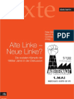 Alte Linke – Neue Linke
