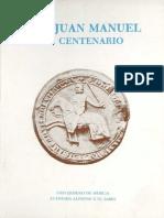 Don Juan Manuel Vii Centenario