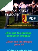 Ppt01 Adolescencia y Drogas Nueva