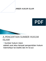 BAB II (SUMBER HUKUM ISLAM).ppt