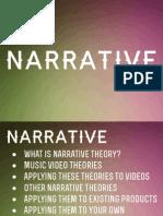 Narrative Theory Revision
