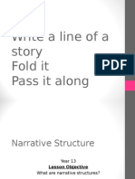 Narrative Structure
