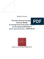 Stefan Arteni The East-Central European Cultural Model