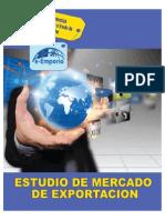 ESTUDIO DE MERCADO DE EXPORTACION