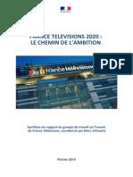 France Télévisions_Synthese_Rapport Marc Schwartz