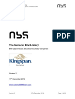 NBS KingspanInsulation StructuralInsulatedWallPanels BIMObjectGuide 2
