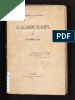Pettazzoni-La religione primitiva in Sardegna