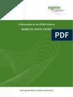 NGMN 5G White Paper V1 March-2015 NGMN Alliance