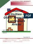 Creative Activities in Other Preschool Curriculu Areas