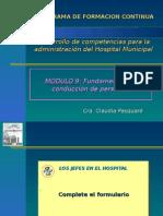 PFC - Módulo 9 - Clase Ser Jefe-liderazgo
