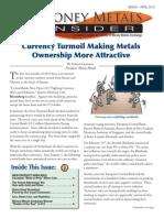 March/April 2015 - Money Metals Insider