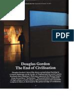 Douglas Gordon & Hal Foster Interview 2012
