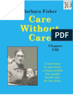 Care  Without Care  (Chapter VIII)