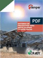 Sistemas de ProtecciÓn Para Instalaciones Fotovoltaicas