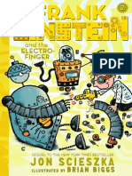 Frank Einstein and The Electro-Finger Chapter Excerpt