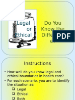 PP 6 Legal or Ethical
