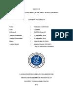 Laporan Praktikum mod 5 Fluida Reservoir