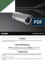 Camara DLink DCS-7110 Manual