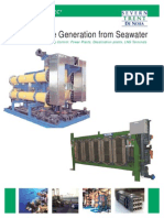 Seawater Seaclor Sanilec