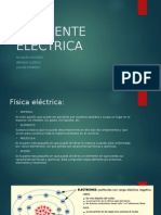 CORRIENTE ELECTRICA