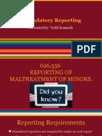 mandated reporting-tk