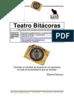 Hoja de Vida Teatro Bitácoras 2015