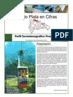 Perfil Puerto Plata (estadísticas ONE)