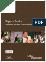 Reporte Escolar- Comunidades Informadas Crean Calidad Educativa.pdf