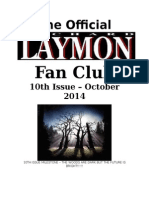 Richard Laymon Fan Club 10