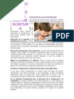 Beneficios y Etapas de La Lectoescritura