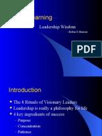 Leadership Wisdom RobinS Sharma