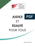 PEJ Manifeste Fr