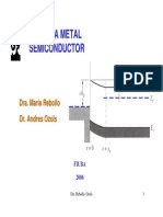 6205-Clase de Juntura Metal-Semiconductor