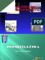 Valores Del Ingeniero Civil Clase 4