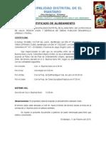Certificado de Alineamient1