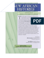 New African Histories Series