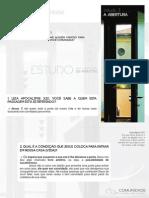 Casas de Paz 2013 - Estudo 3