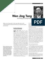 Wen Jing Tang Huang Huang