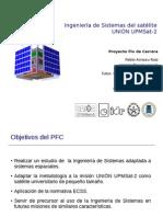 UPMSAT2 Systems Engineering