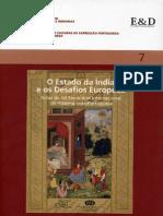 ANAIS. O Estado Da Índia e Os Desafios Europeus.