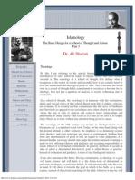 Ali Shariati - Islamology 3