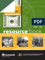 DollarWise Resource Book, 2007-08