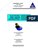 ELECTRONIC WARFARE and radar engineering systems handbook