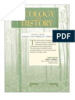 Series in Ecology and History