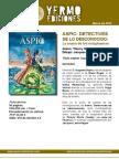 Yermo Ediciones Novedades Marzo 2015